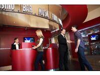 Receptionist - Grosvenor Casino Glasgow Merchant City