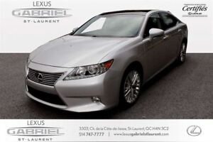 2013 Lexus ES 350 TOURING PACKAGE PREMIUM LEATHER SEAT SURFACES