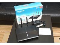 TP-Link VR2600 Wireless Gigabit VDSL/ADSL Modem Router AC2600 2.4Ghz/5GHz 2x USB