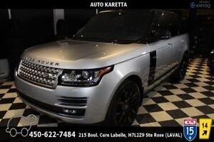2013 Land Rover Range Rover SUPERCHARGED LUXURY,DVD,NAVI,XENO