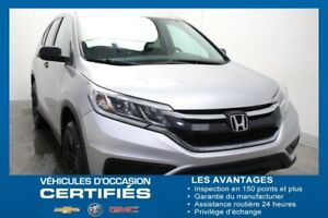 2016 Honda CR-V LX+AWD+BLUETOOTH+CAM.REC+AIR CLIM