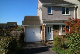 3 Bedroom Semi-Detached House for Rent in Snell Drive, Latchbrook, Saltash