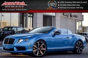 2015 Bentley Continental GT AWD Convertible|521HP|Low KM|Clean C