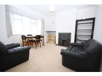 Two bedroom flat with separate reception room
