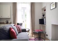 SHORT TERM; 3rd Dec-5th May, charming central 1 bed canalside flat + secret garden