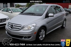 2008 Mercedes-Benz B-Class TURBO, TOIT OUVRANT, SIEGES CHAUFFANT