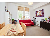 SECOND FLOOR FLAT/ONE BEDROOM FLAT/SPACIOUS RECEPTION ROOM/FITTED KITCHEN/FAMILY BATHROOM