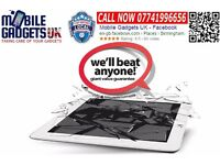Cheapest and Top Rated Apple iPad Touch Screen Repair Service in Birmingham iPad2 3 4 Mini Air