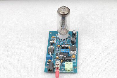6E2 EM84 EM87 EM800 6HU6 magic eye indicator tube vu meter pcb 3.5mm jack versio