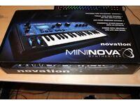 Novation MiniNova Sythesizer