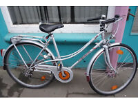 City bike for sale (Kettler Alu-Rad), very good condition, very light , in Newington