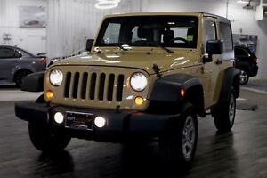 2013 Jeep Wrangler Sport, 4x4, Manual Transmission - MUST SEE!