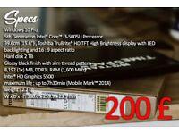 Toshiba Satetellite LC 50 244