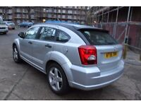 2006 Dodge Caliber 2.0 SXT Sport Automatic NOISY POWER STEERING PUMP. NO MOT. for spares or parts