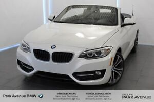 2015 BMW 2 Series 228i xDrive /Gps /Camera /Volant Chauffant