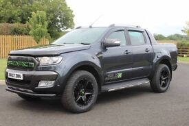 2017 Ford Ranger 3.2 Wildtrak Auto