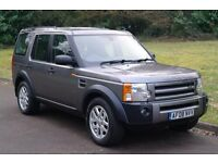 2008 Land Rover Discovery 3 XS 2.7 TDV6.. 6 Speed Manual.. 7 Seats.. Nice Example.. Bargain..