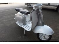 Lambretta LI 150 Series 2 Fully Restored in Showroom Condition