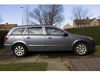 Vauxhall ASTRA 1.8 petrol 2005 AUTO ESTATE low mileage