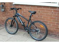 BTWIN Rockrider 5.2 gents mountain bike