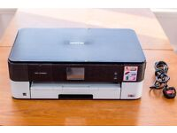 DCP-J4120DW A4 Multifunction inkjet with A3 bypass tray + Duplex + Wireless