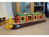 Sylvanian Families - Rose of Sylvanian Canal Boat [unboxed]