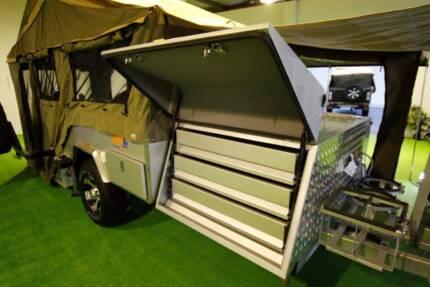 NEW 2015 MODEL JACKSON REAR FOLD Garbutt Townsville City Preview