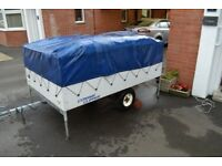 Trailer Tents - Conway clipper 4 berth, well loved but in good condition.