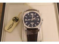 Armand Nicolet J09 Automatic Watch 9650A-BU-P865MZ2
