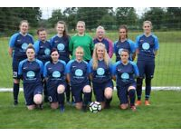 Ladies football club looking for players