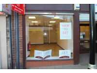 Shop / Office unit to rent in Falkirk town centre