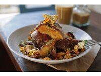 Head Chef - brunch restaurant - creative input - daytime hours - excellent salary - immediate start