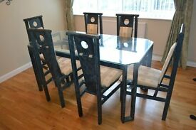 Hopewells Dining Table & Chairs