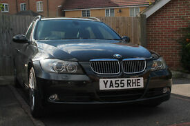 BMW E91 325i SE Touring - Full Leather, TV, Panoramic Roof, Xenons