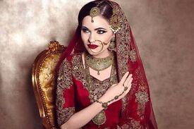 BhavM Mua professional hair and makeup artist. contact 07931613880