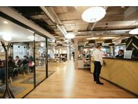 ATTRACTIVE OFFICE SPACE IN BEAUTIFUL CONVERTED WAREHOUSE FOR RENT AT DEVONSHIRE SQUARE LONDON