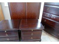 stag bedroom furniture 5 piece