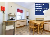 Fantastic, 3-bedroom, HMO flat with WiFi in Newington - available in July 2021!