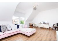 Beautiful One Double Bedroom Period Converted Flat Off Church Street, Close to Clissold Park