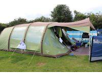 Vango Airbeam Tent (Eden 600xl 6 person Tent)