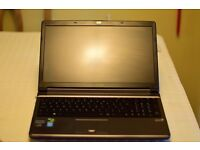 Gaming Laptop - XMG i7 4700mq 2.40 - 3.40ghz, 8gb ram
