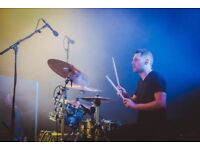 Need Live Drum Tracks? Recording Drummer Available