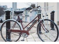 1950's Hercules Town Bike