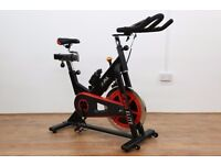 JLL Fitness LTD - IC400 Exercise Bike - Ex Showroom Model - Collection Only - REDUCED PRICE