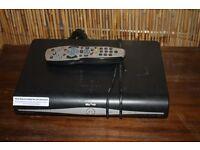 Sky Box / Wires / Remote