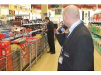 Retail Security Officer required