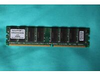 256 MB Kingston ValueRAM KVR333X64C25/256 (2 available)