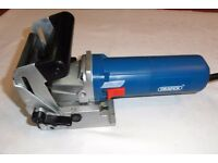 Draper 800W Biscuit Jointer + 3000 jointing biscuits
