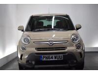 FIAT 500L 1.4 TREKKING 5d 95 BHP (beige) 2014