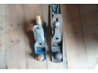 2 X old woodworking planes